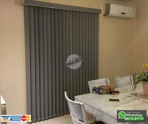persianas para puertas y ventanas corredizas