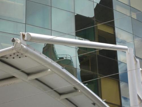 persianas toldos tenso estructura tienda física el marques