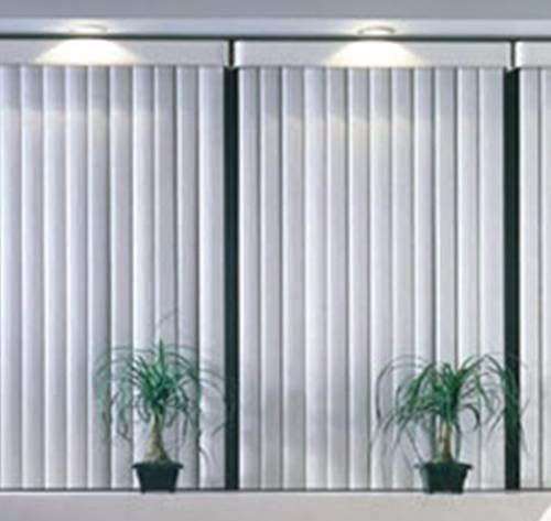 persianas verticales pvc liso usa de 90 mm desde s/.79 m2 .