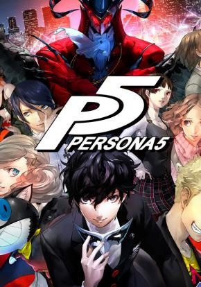 persona 5 - ps3 digital original