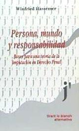 persona mundo y responsabilidad(libro )