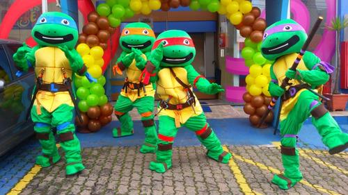 personagens vivo tartarugas hulk pantera mickey minions olaf