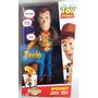 Toy Story - Woody - Disney Pixar - Mattel