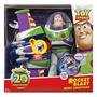 Toy Story: Muñeco Buzz Lightyear Rocket Blast. (en Español).