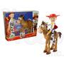 Toy Story - Jessie Y Tiro Al Blanco - Disney Pixar - Mattel