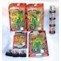 Lote De 11 Power Rangers Nuevos, 3 Colecciones Distintas