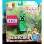 Minecraft Creeper Mojang Original Nuevo Y Sellado