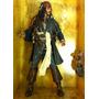 Figura De Accion 32cm Piratas Del Caribe (jack Sparrow)