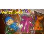 Muñecos De Pocoyo Goma Dura Ideal Tortas De Cumpleaños 8 Cm