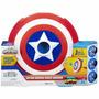 Escudo Capitan America Playskool Lanza Bolitas Original