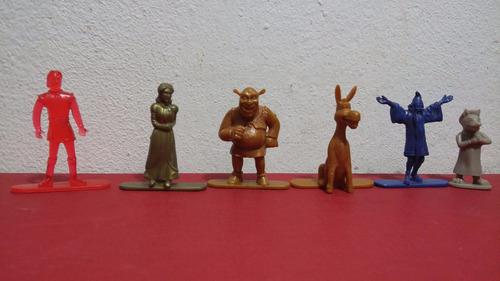 personajes de cine 6 figuras