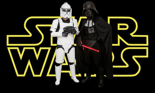 personajes de star wars, clone trooper   darth vader