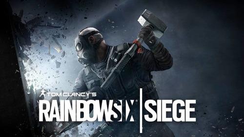 personajes rainbow six atacantes y defensores