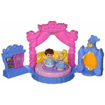 Fisher Price Little People Juguete Baile Cenicienta