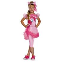 Disfraz Traje Importado Pinkie Pie My Little Pony Talla 7/8