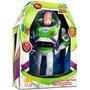 Muñeco Buzz Lightyear 30cm Toy Story Habla En Ingles Disney