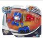 Sr. Cara De Papa (optimus Prime) Rescue Bots