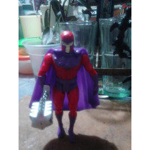 The Uncanny X-men Magneto Figura Toy Biz 1992 Marvel Mutante
