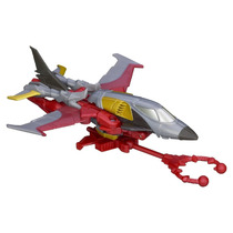 Transformer Prime Beast Hunter Avion Jet Starscream Hasbro