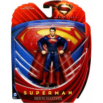 Superman Man Of Steel Movie Masters Action Figure