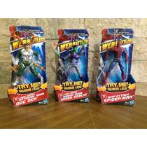 Figuras De Acción Serie Spiderman