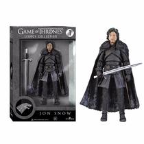 Game Of Thrones Jon Snow Figura Original De Lujo