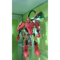 Iron Man Armable De Coleccion Con Accesorios