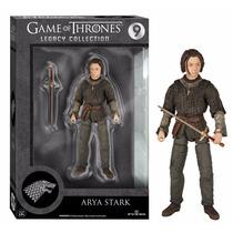 Game Of Thrones Arya Stark Figura Original De Lujo