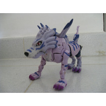 Digimon Original Transformers Garurumon / War Garurumon