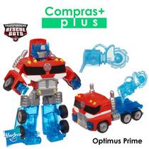 Transformers Rescue Bots Energize - Optimus Prime 18cm