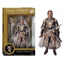 Game Of Thrones Jaime Lannister Figura Original De Lujo