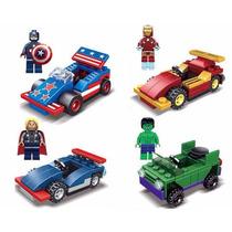 Carritos Lego De Avenger !!