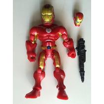 Muñeco Iron Man Desarmable - Avengers