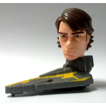Juguete Mcdonalds 2009 Anakin Skywalker De Stars Wars Clone