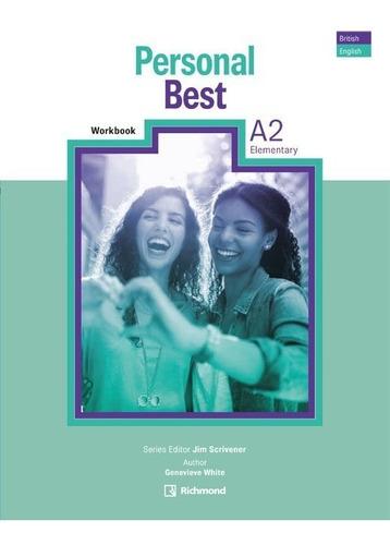 personal best a2 elementary - workbook