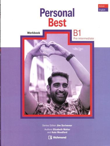 personal best b1 student's book + workbook pre-intermediate