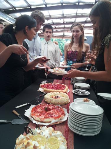 personal fiestas eventos mozos camareras