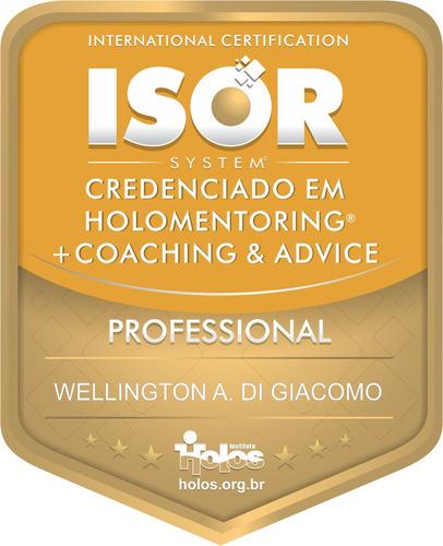 personal mentoring - 10 sessões de mentoria pessoal online