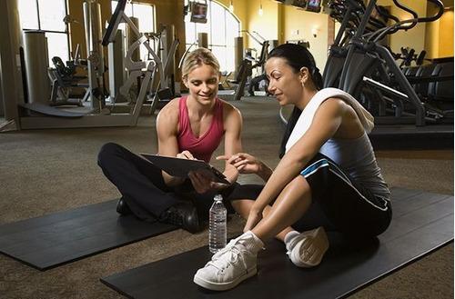 personal trainer a domicilio. entrenador personal