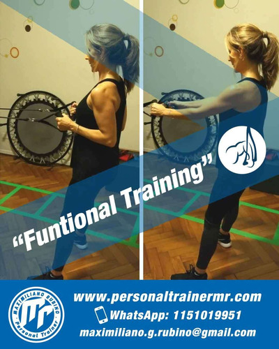 personal trainer (caba)