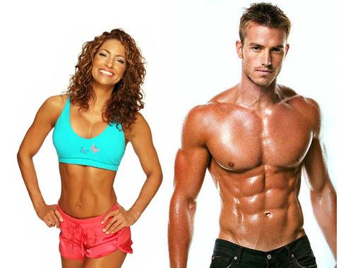 personal trainer. clases en gimnasio, parques y domicilio