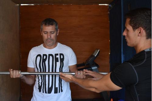 personal trainer - entrenador personal en montevideo
