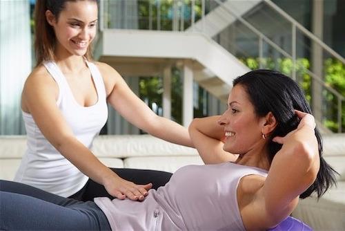 personal trainer- entrenadora personal