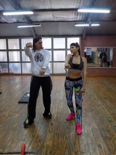 personal trainer, entrenamiento funcional