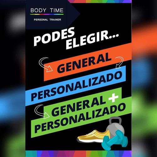 personal trainer - entrenamiento online
