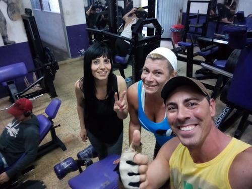 personal trainer - entrenamiento personalizado y empresarial