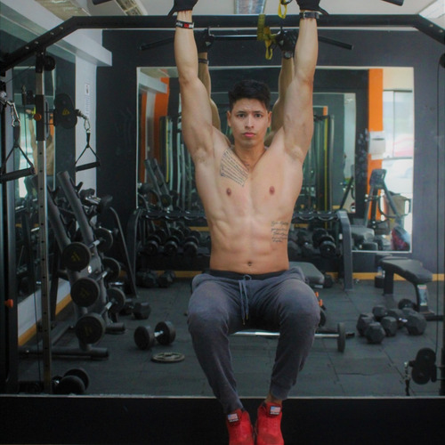 personal trainer fitness mensphysique