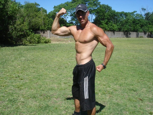 personal trainer - individual - grupal - dietas