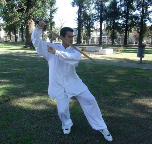 personal trainer - kung fu- tai chi