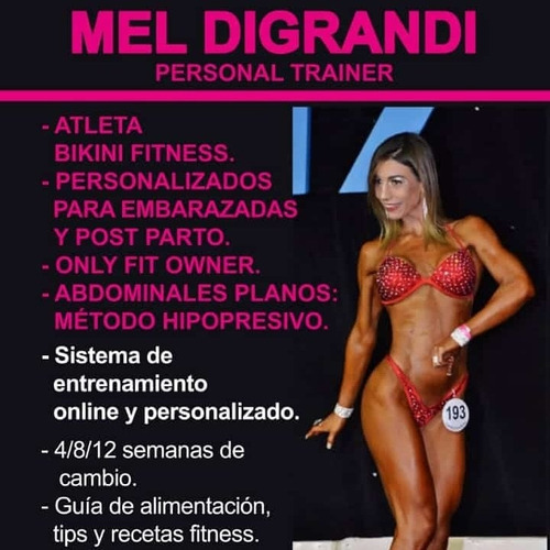 personal trainer online - clases por zoom